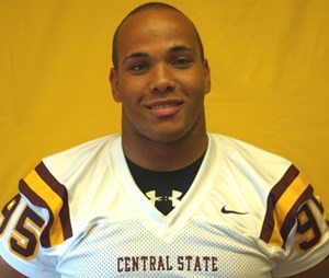 new product 7ada3 fbbce Jordan Brown - Football - Central State University Athletics