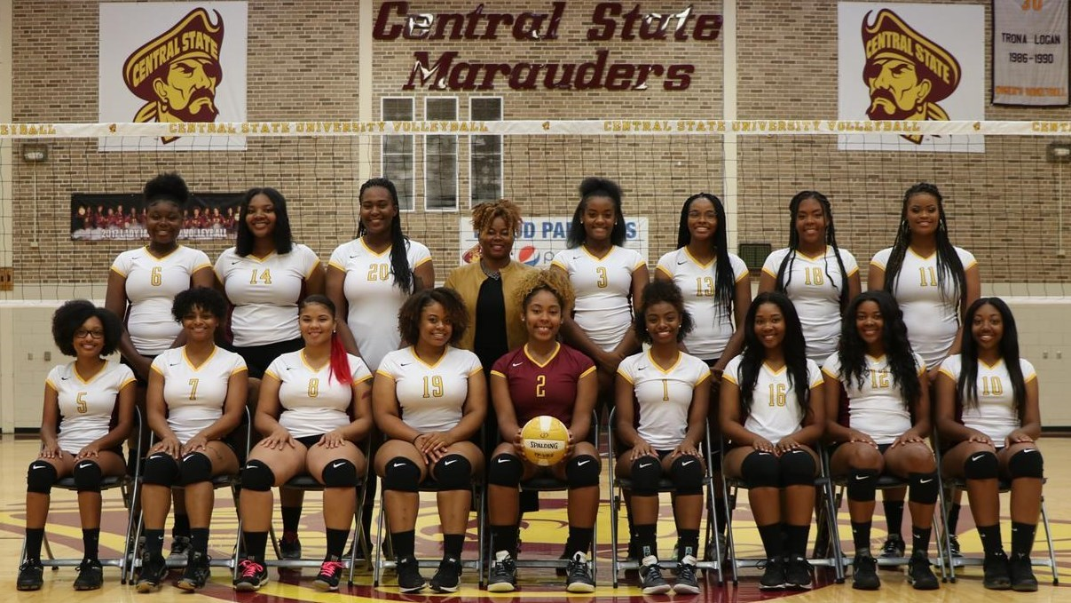 2018 Women S Volleyball Roster Central State University Athletics