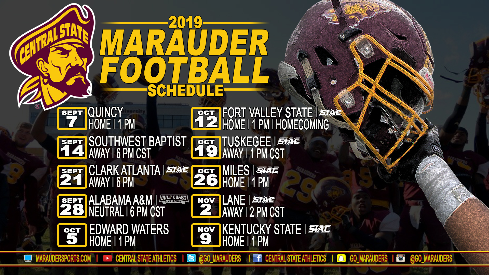 Central State University Athletics - Official Athletics Website